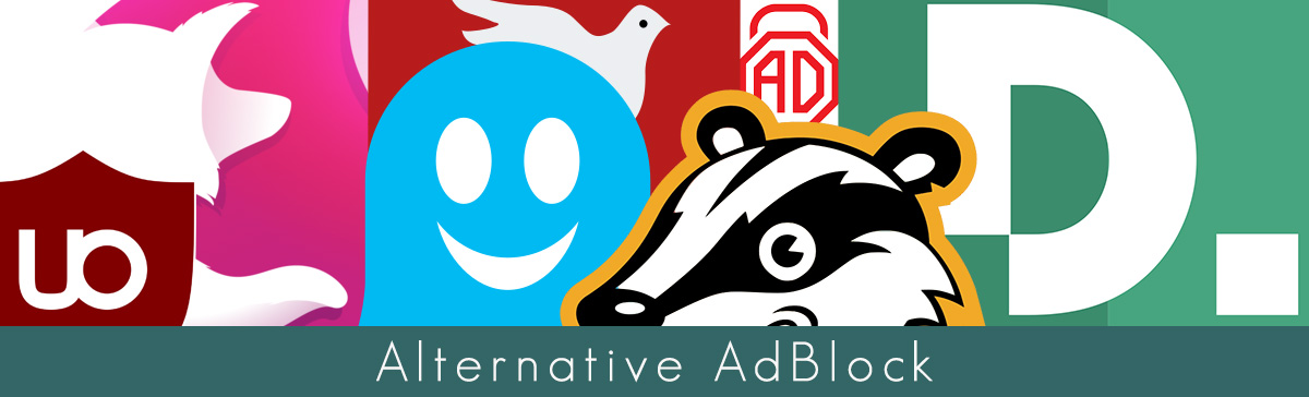 Illustration alternative AdBlock