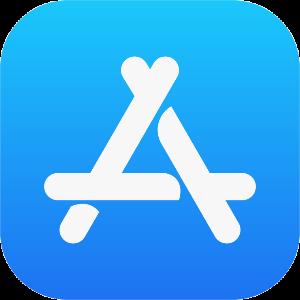 Illustration : Logo de l'App Store