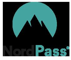Illustration : Logo NordPass vertical
