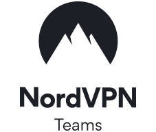 illustration : Logo NordVPN Teams