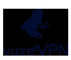 Illustration : Logo de VuzeVPN