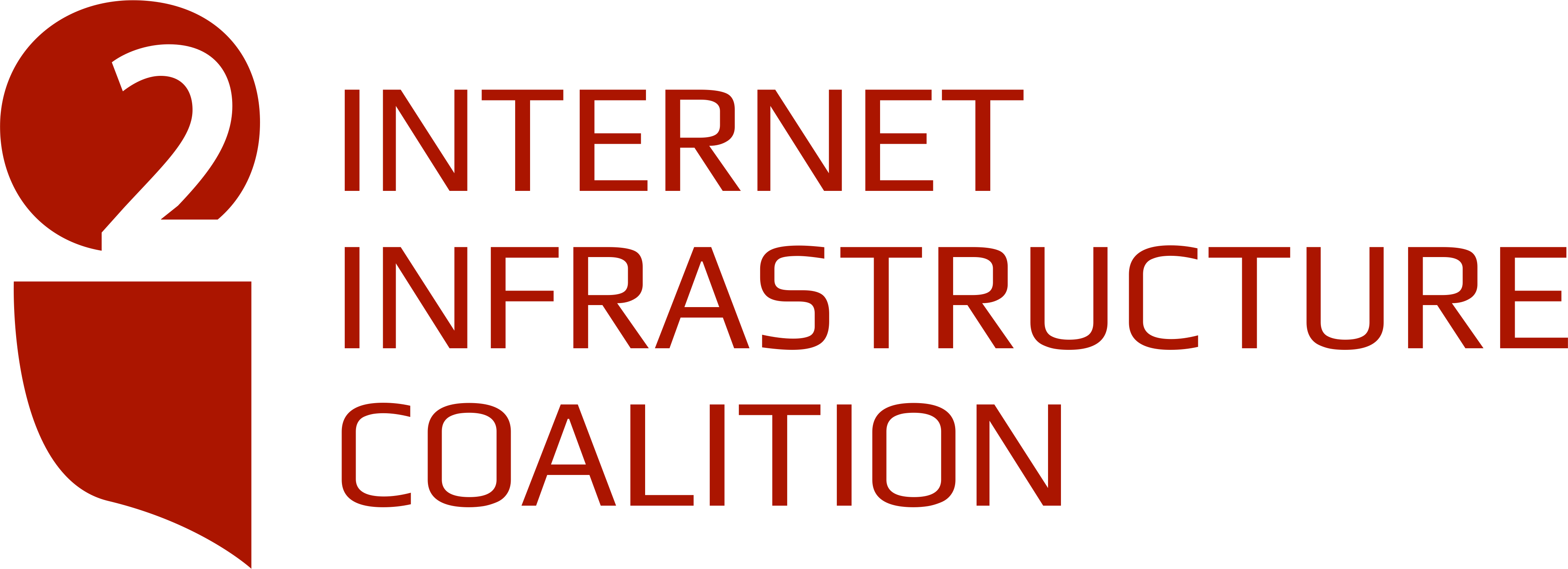 Logo internet infrastructure coalition