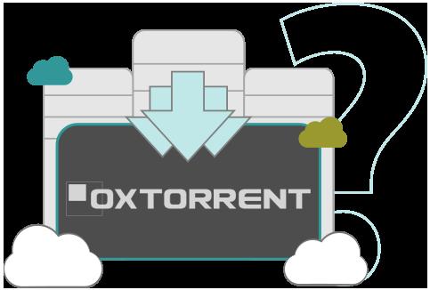 Illustration : qu'est-ce que Ox Torrent