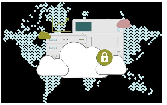 Illustration : VPN entreprise