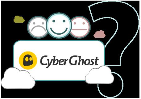 Illustration : CyberGhost avis et critique