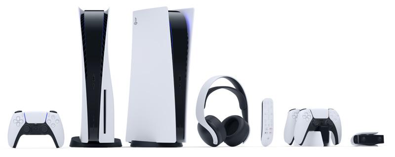Illustration : PlayStation 5