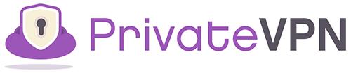 Logo de PrivateVPN