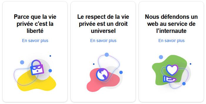 Illustration : Qwant : le moteur de recherche alternatif Français