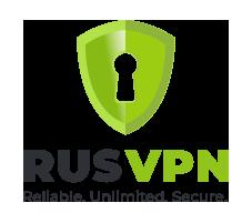 Illustration : Logo RUSVPN vertical