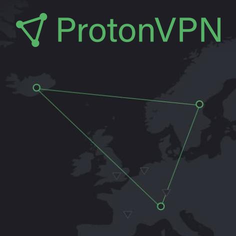 Illustration : Serveur Secure Core de ProtonVPN