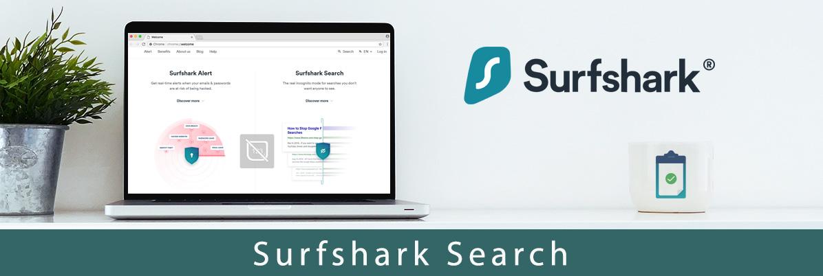 Image : Illustration Surfshark Search