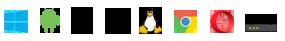 Illustration : Systèmes et support compatibles avec Private Internet Access