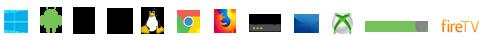 Systèmes et support compatibles avec Surfshark VPN