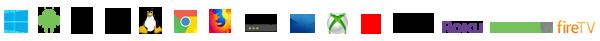 Systèmes et supports compatibles avec CyberGhost