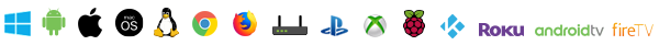 Systèmes et supports compatibles avec PureVPN