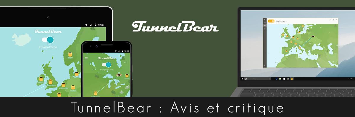 Illustration : Avis TunnelBear