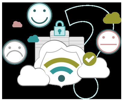 Illustration : VPN comparatif