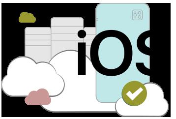 Illustration : VPN gratuit pour iPhone