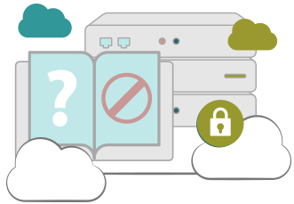 Illustration : VPN sans journaux