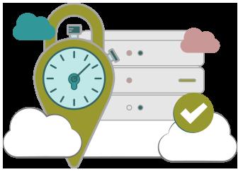 Illustration : VPN sans perte de débit