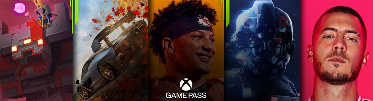 Illustration : Xbox Game Pass