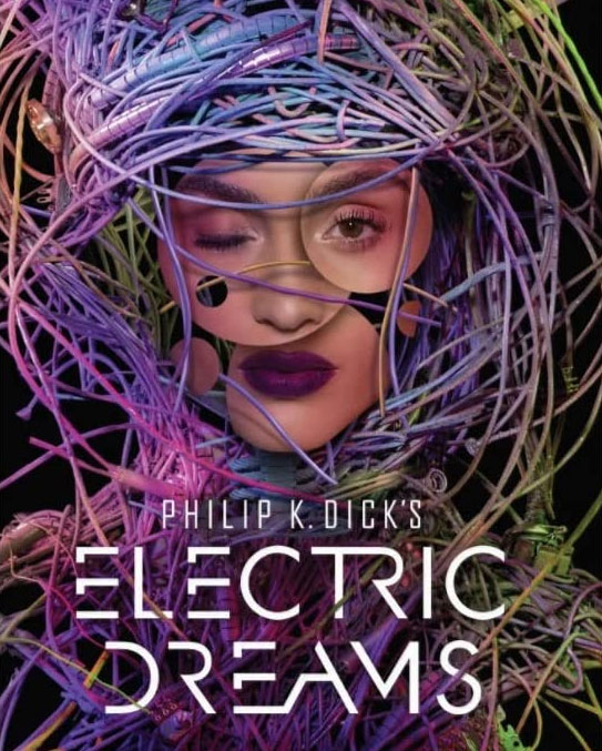 Illustration : Affiche Electric Dreams