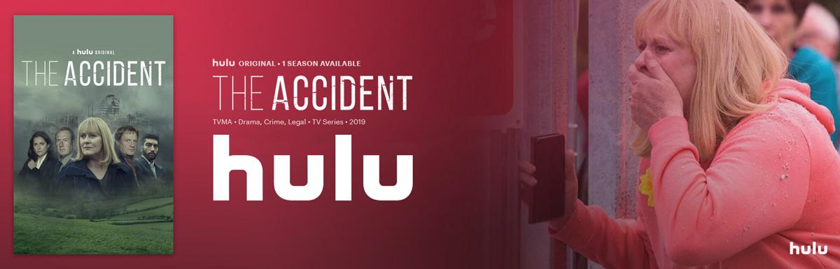 illustration : Affiche de The Accident sur Hulu