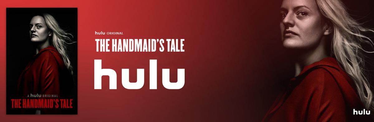 Illustration : Affiche The Handmaid's Tale sur hulu