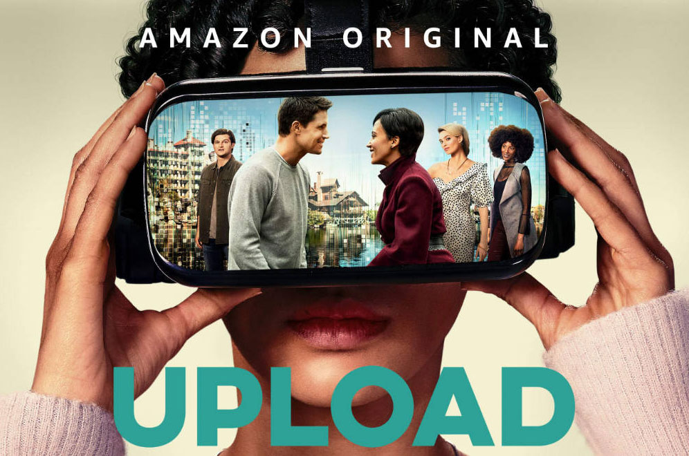 Illustration : Affiche Upload sur Prime video