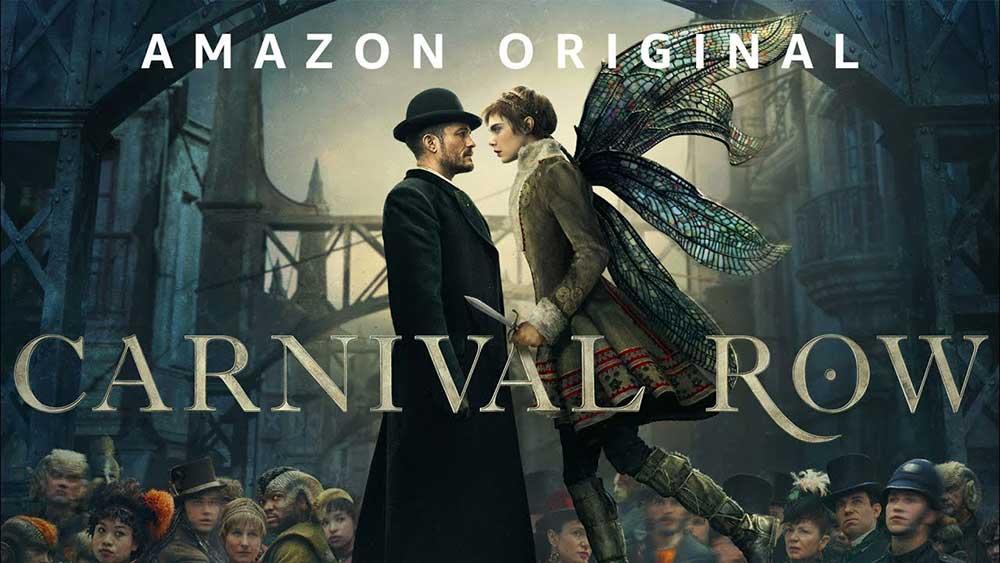série originale d'amazon Prime video : Carnival Row
