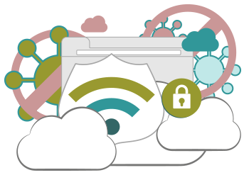 Illustration : Antivirus et VPN