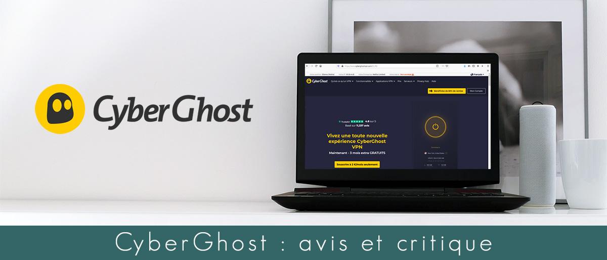 Illustratio: CyberGhost revue