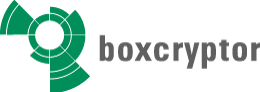 Illustration : Logo de Boxcryptor
