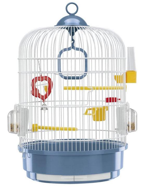 illustration : cage à oiseaux vide