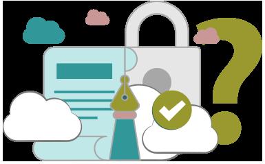 Illustration : Picto condition d'utilisation des VPN