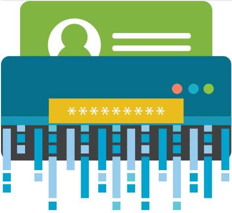 Illustration Hide.me : VPN no log, non archivage des données