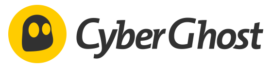Logo de Cyberghost en longueur