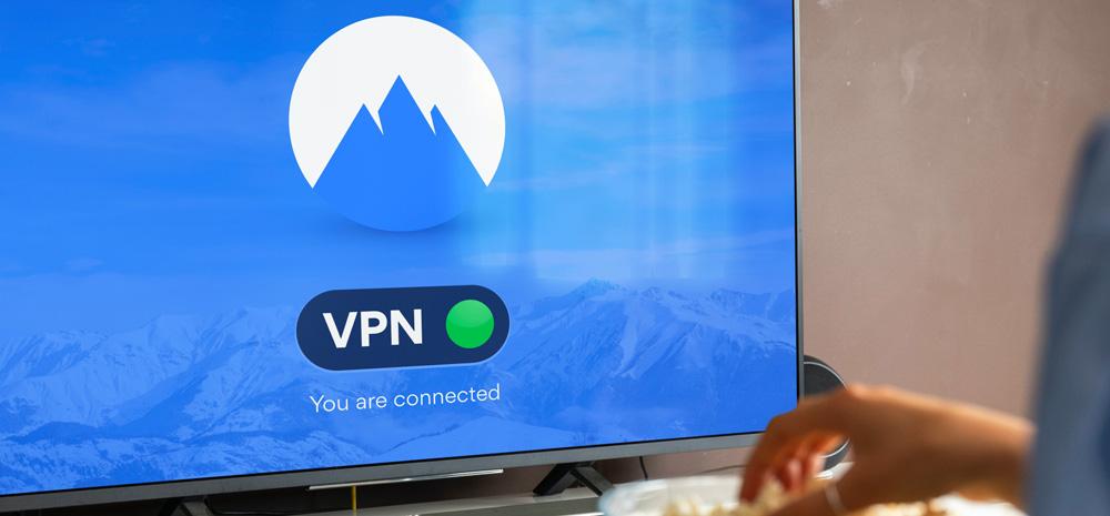 Illustration : Débit d'un VPN sur une IPTV