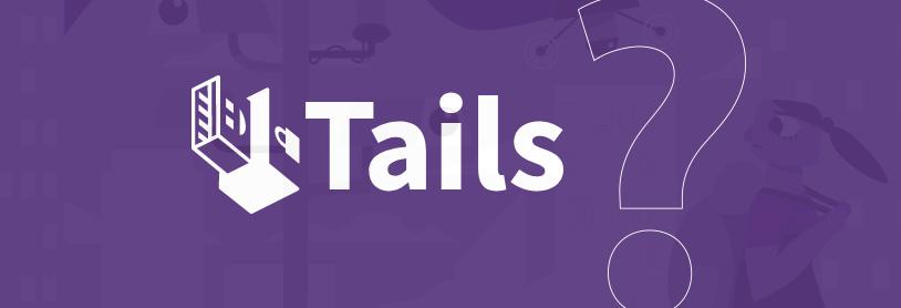 Illustration : découvrir Tails