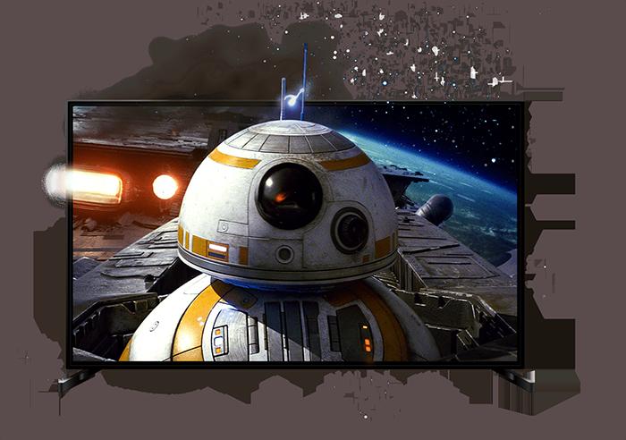 Illustration : Disney+ détient les licences de starwars
