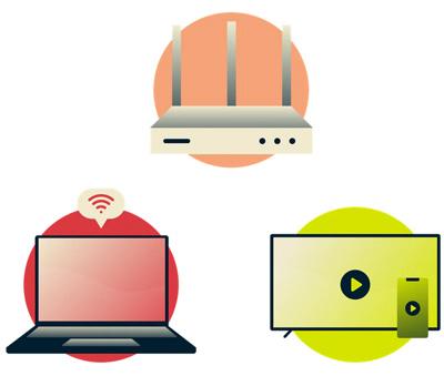 illustration : 3 façons d'installer ExpressVPN sur le Google Chromecast
