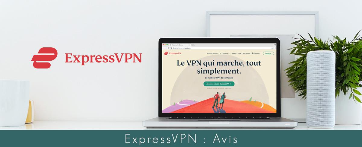 illustration ExpressVPN Avis