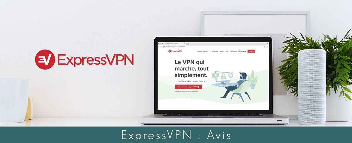 illustration ExpressVPN Avis