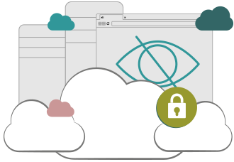 illustration : fonctionnalités du VPN