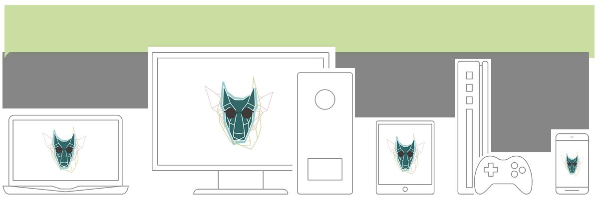 illustration VPN pour plusieurs appareils