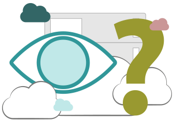 Illustration : quel impact sur la confidentialité les 5 yeux ont sur les VPN ?
