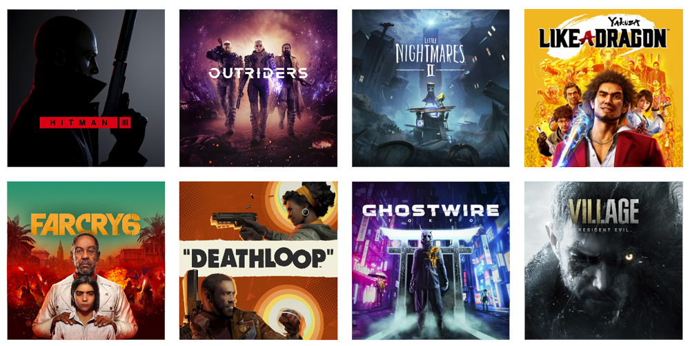 Illustration : nouveautés jeux PS5 2021