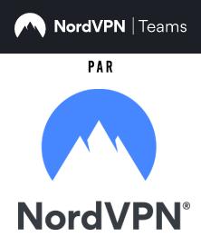 illustration : Logo de NordTeam, le service de VPN entreprise de Nord VPN