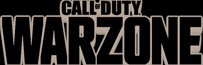 Illustration : Logo Call of Duty Warzone