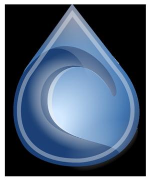 Illustration : logo du client torrent Deluge